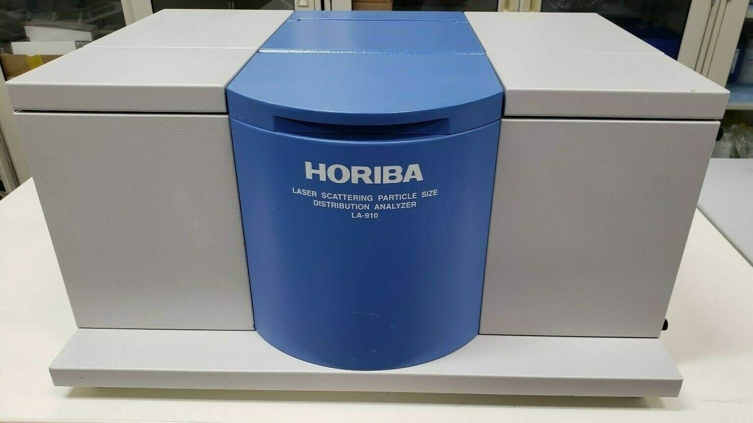 Horiba LA-910 Particle Size Analyzer