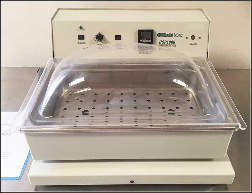 Bellco Shaking Water Bath Hot Shaker GeneMate HSP100 w WARRANTY