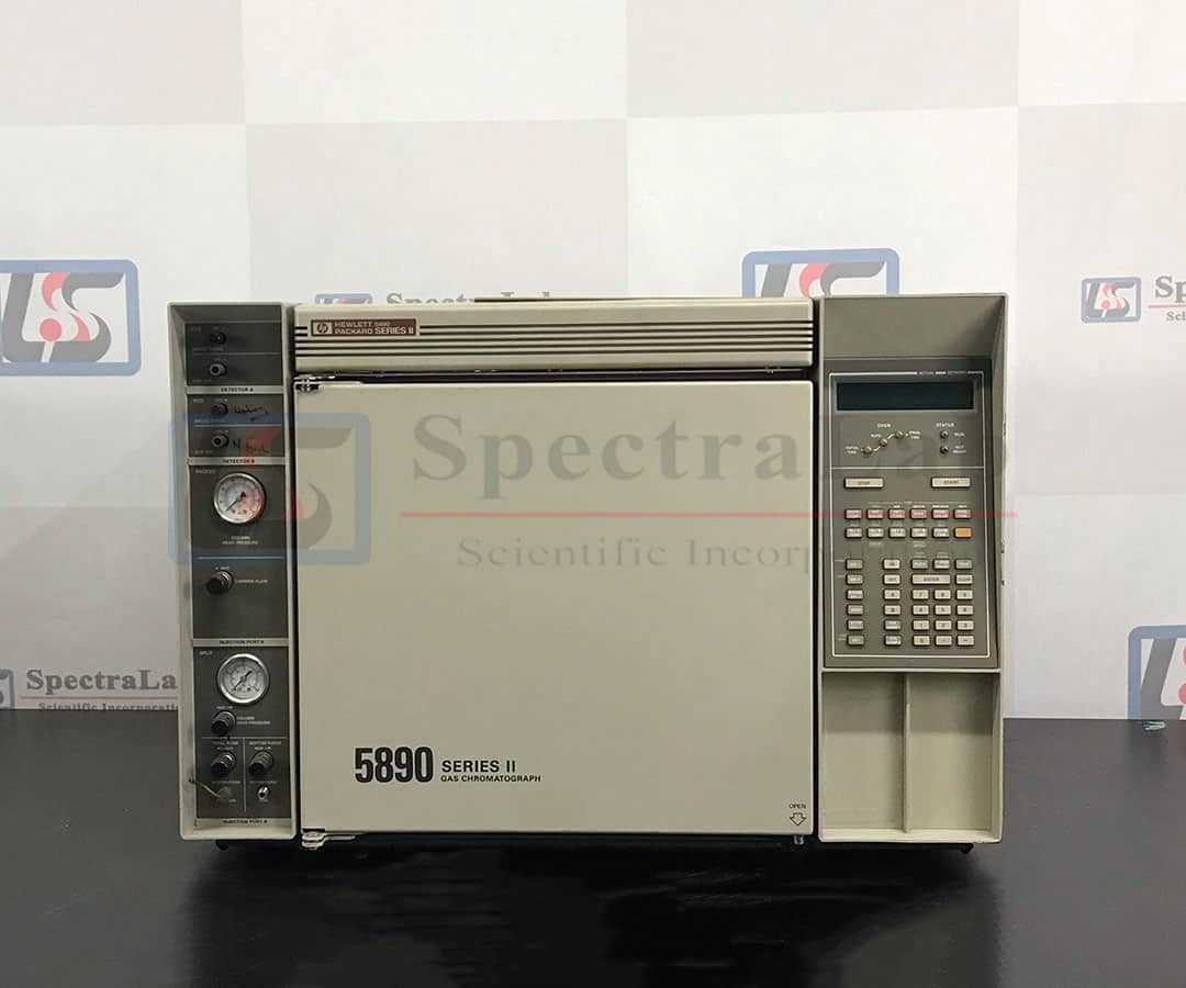 HP 5890 Series II GC System (any detectors, inlets, autosampler)