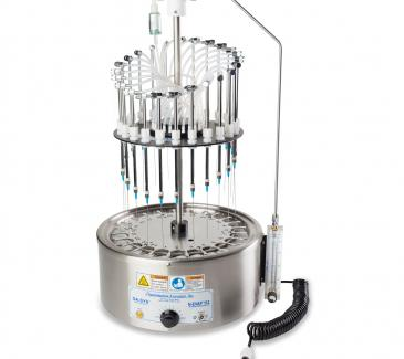 N-EVAP 24 Position Dry Bath Evaporator--Refurbished