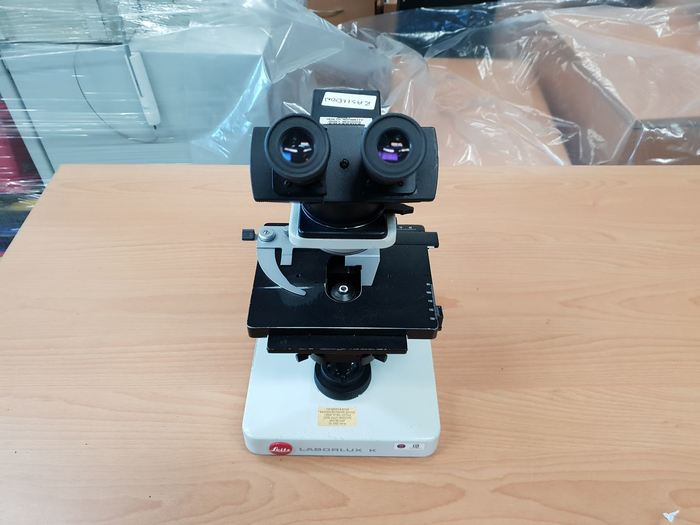 Leitz Laborlux K Microscope
