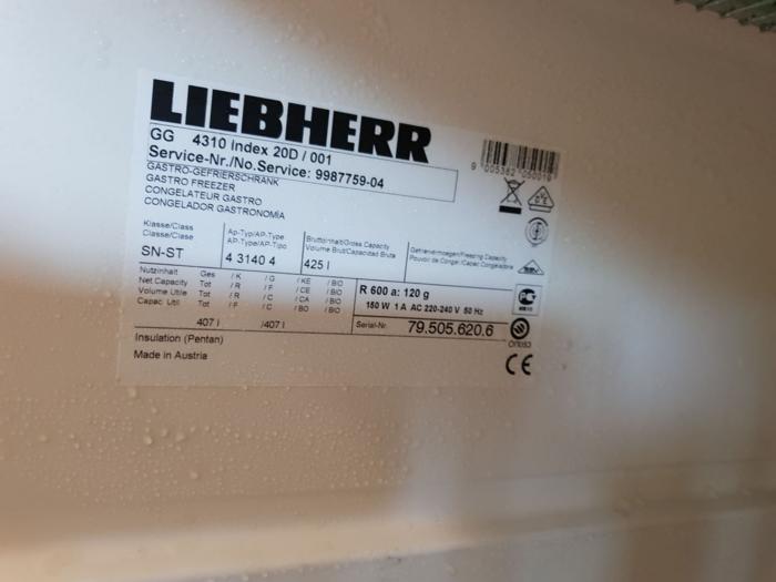 Liebherr Profi Line GG 4310 Refigerator