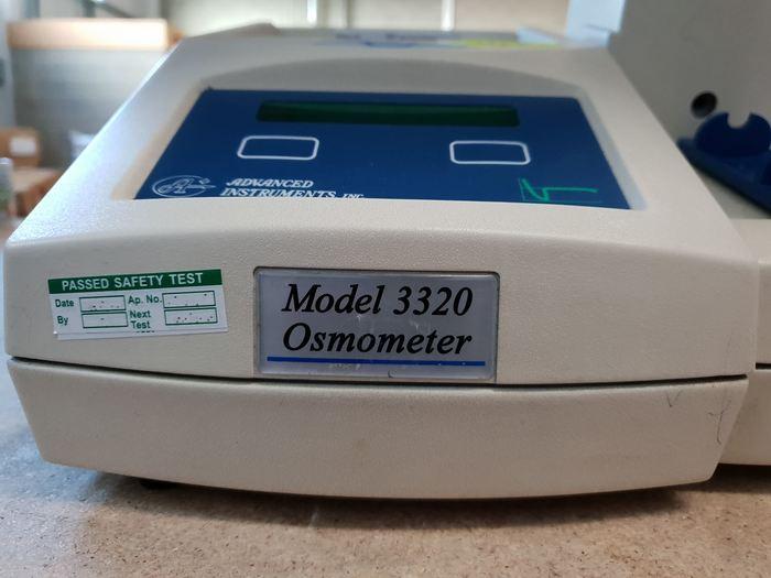 Advanced Instruments Osmometer Model 3320