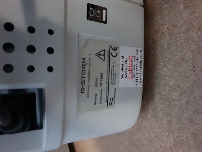 G-storm GS1 GS00001 Thermal Cycler