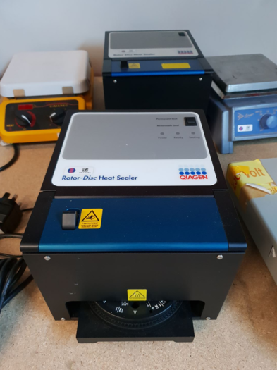 Qiagen Rotor-Disc Heat Sealer for Roto-Gene Q