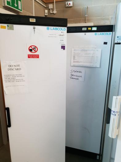 Labcold RLVF14201 Refrigerator