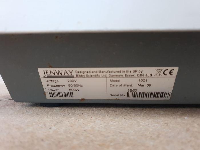 1967 Jenway 1001 Hotplate