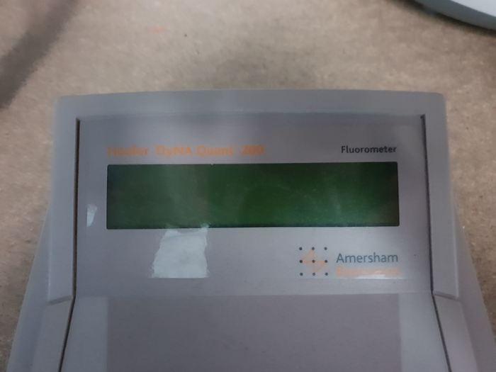Amersham Biosciences Hoefer DQ200 Dynaquant Fluurometer