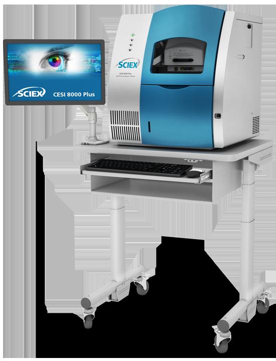 CESI 8000 Plus ESI-MS-High-Performance System