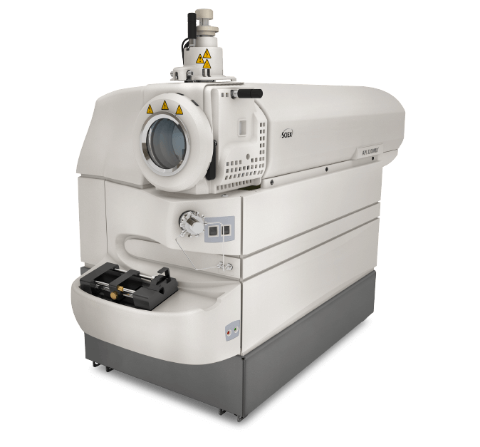 QTRAP® 3200 LC-MS/MS System