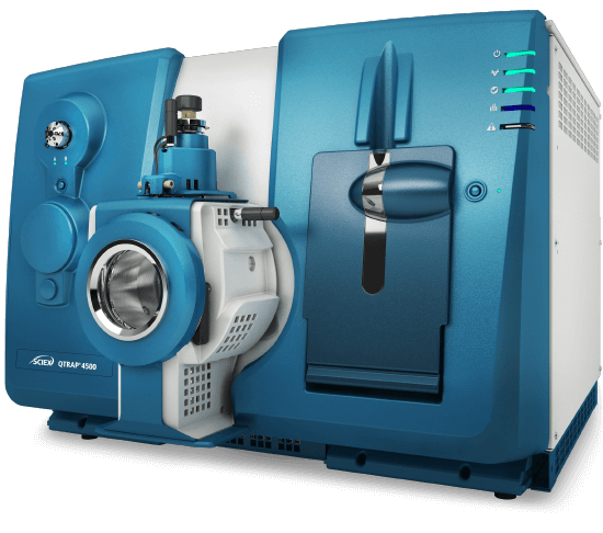 QTRAP® 4500 LC-MS/MS System