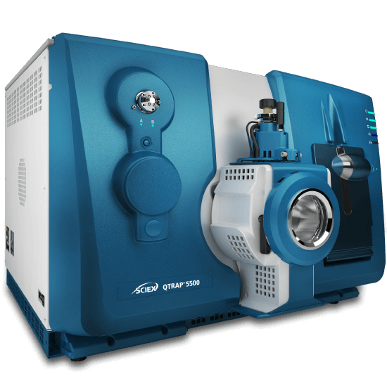 QTRAP® 5500 LC-MS/MS System