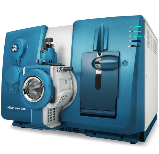 QTRAP® 6500+ LC-MS/MS System