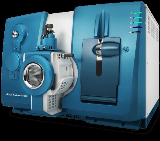 Triple Quad 4500 LC-MS/MS System