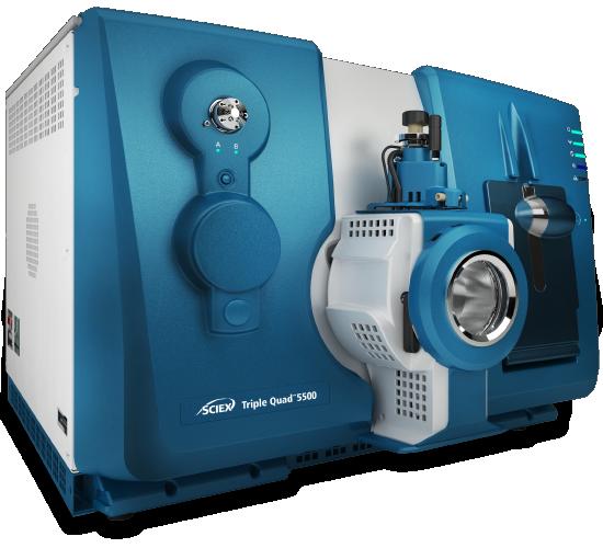 Triple Quad 5500 LC-MS/MS System