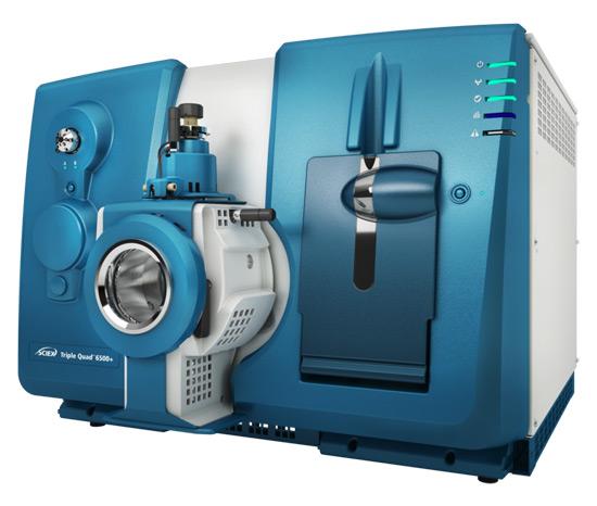 Triple Quad 6500+ LC-MS/MS System