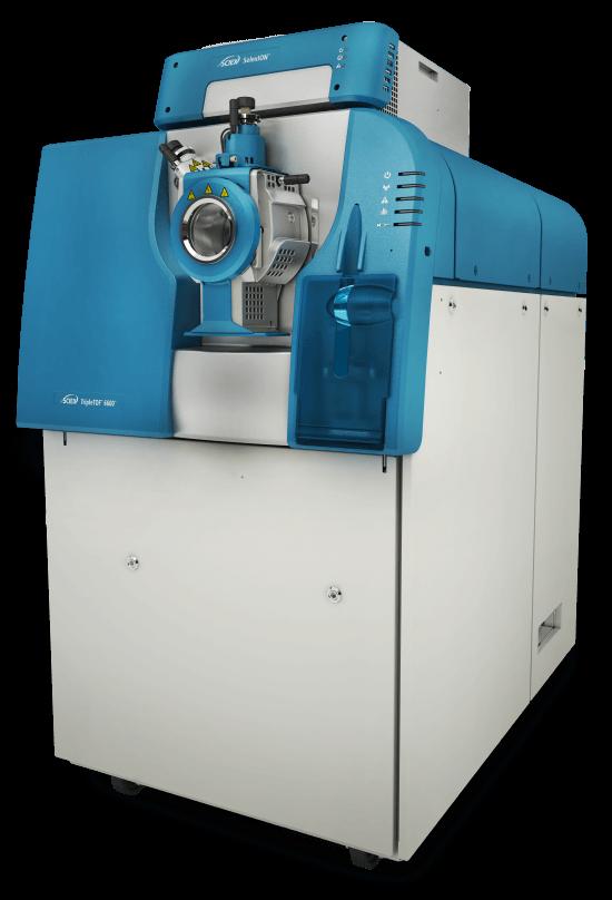 TripleTOF® 6600 LC-MS/MS System