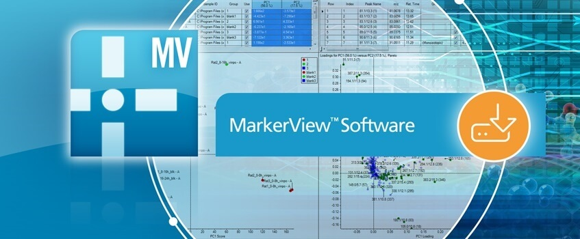 MarkerView™ Software