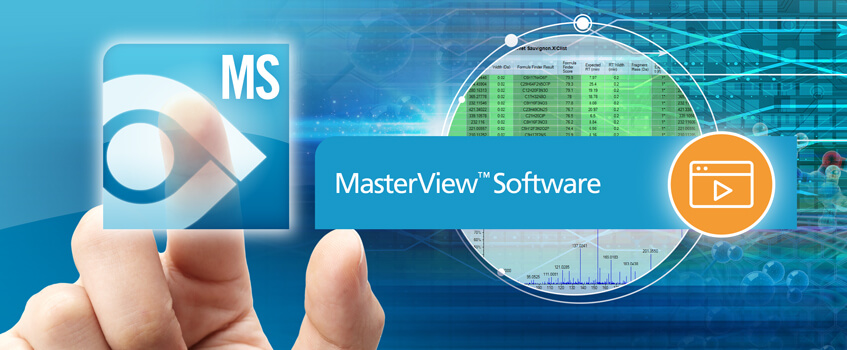 MasterView™ Software