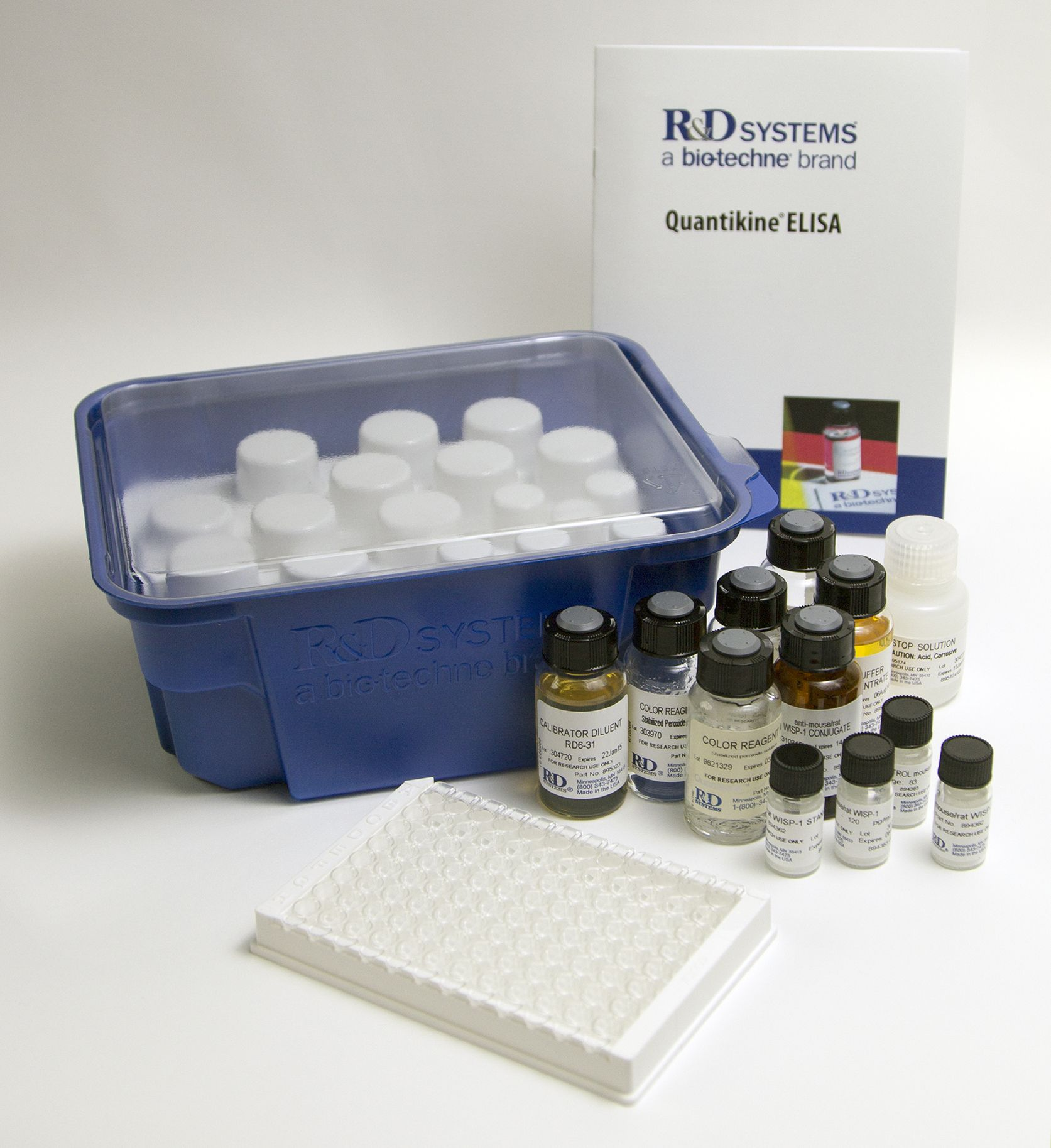 R&D Systems Human alpha 1-Acid Glycoprotein Quantikine ELISA Kit