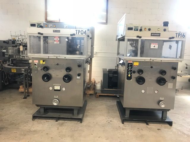 Stokes Model 328-1 Rotary Tablet Press 45 stations