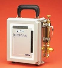 MEECO, Inc Iceman detects Moisture in HFCs and Refrigerants