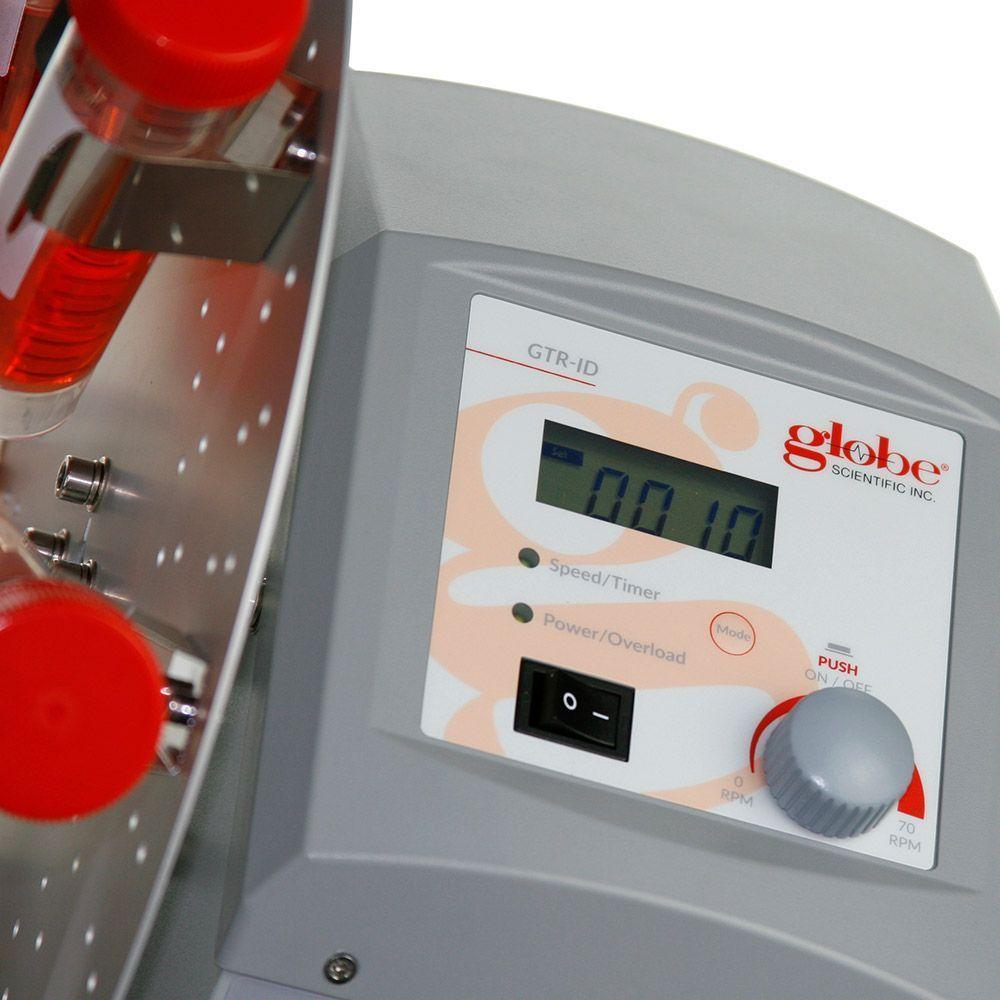 Globe Scientific GTR-ID Industrial Tube Rotator