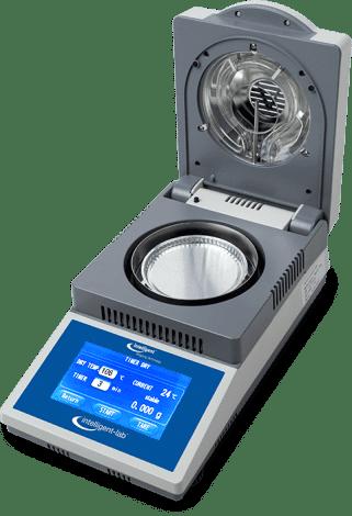 IL-50.001 Moisture Analyzer with Touchscreen Display
