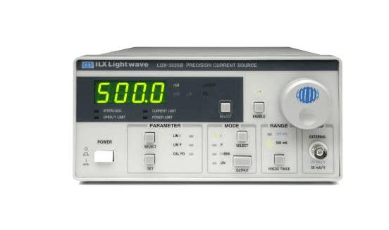 Newport Laser Diode Driver LDX-3525B 220 VAC, 500 mA  laser current