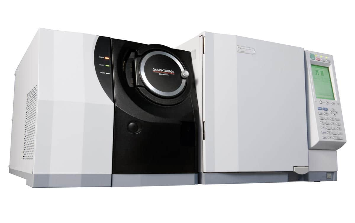 Shimadzu GCMS TQ8030 w/GC-2010Plus and AOC 20s/i
