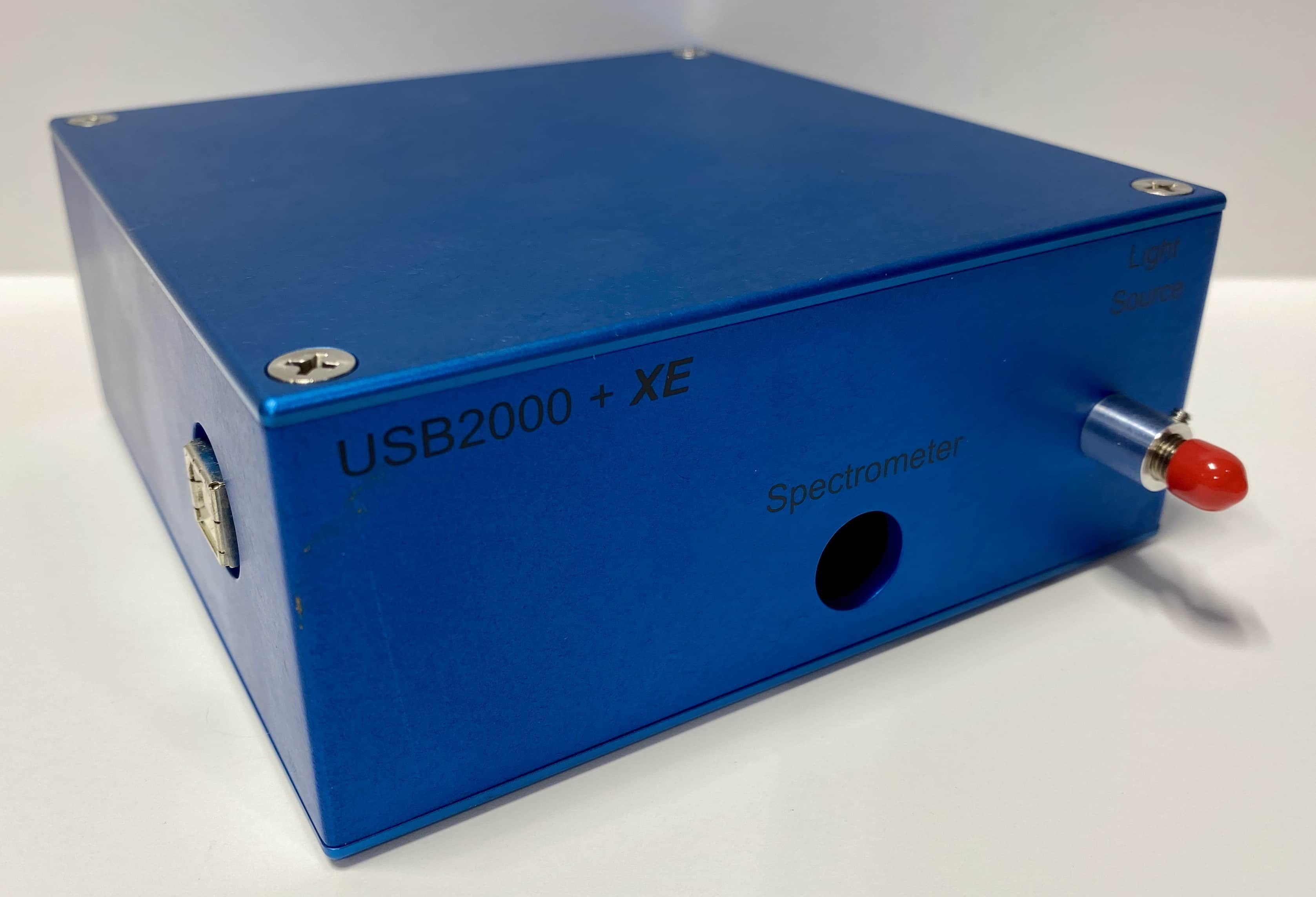 USB2000+XE Spectrophotometer - Lamp Module