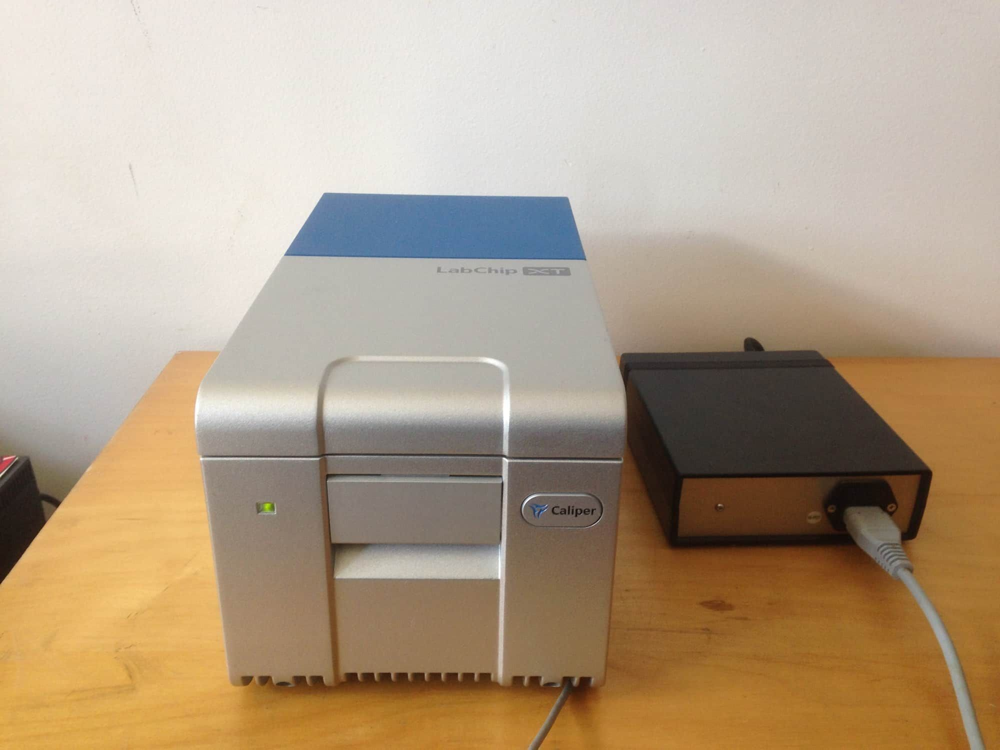 Perkin Elmer Caliper LabChip XT Concentration Fractionation Nucleic Acid including Software