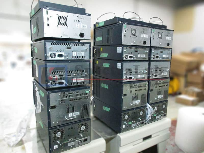 Waters Acquity H-Class UHPLC Systems