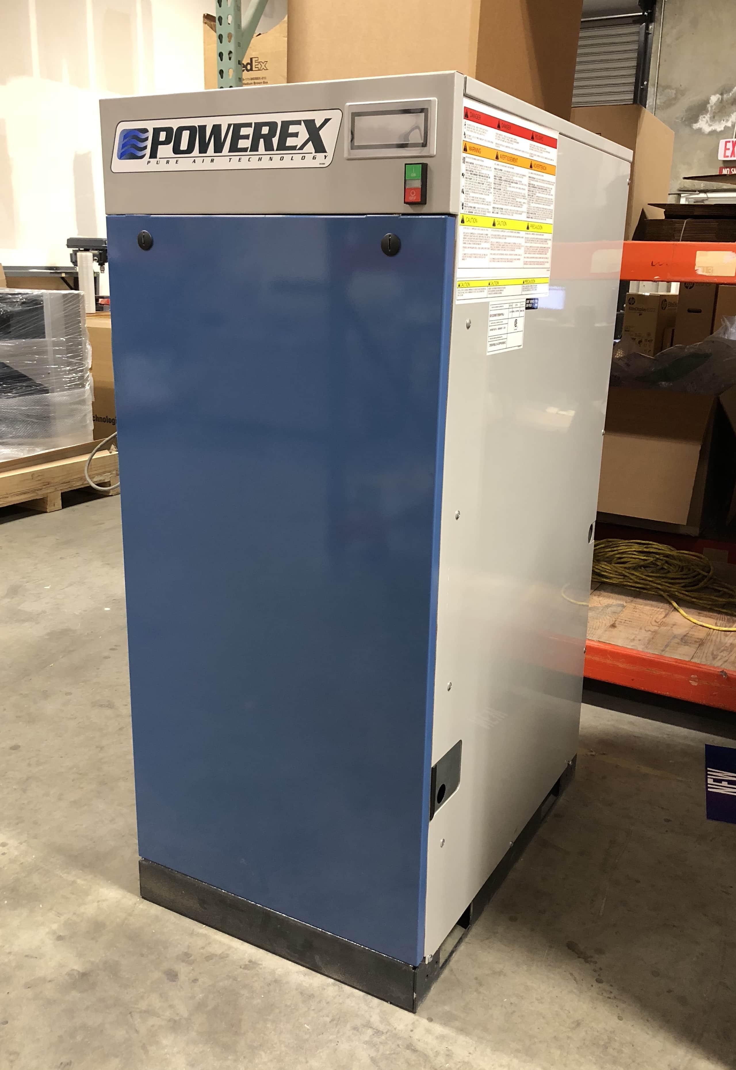 Powerex 20HP Scroll Enclosure Air Compressors