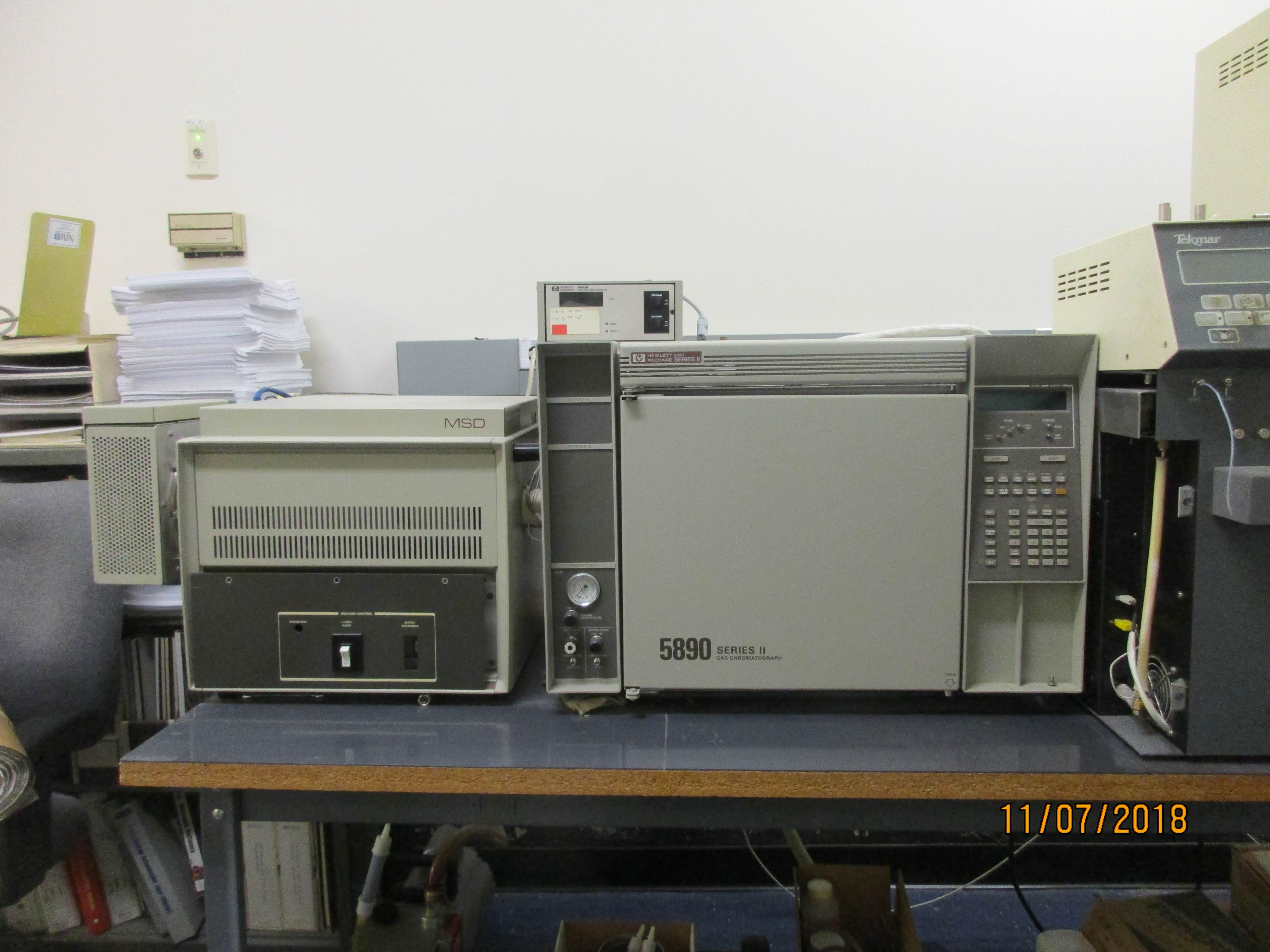 HP 5970 MSD Excellent/Running Condition -3 Available
