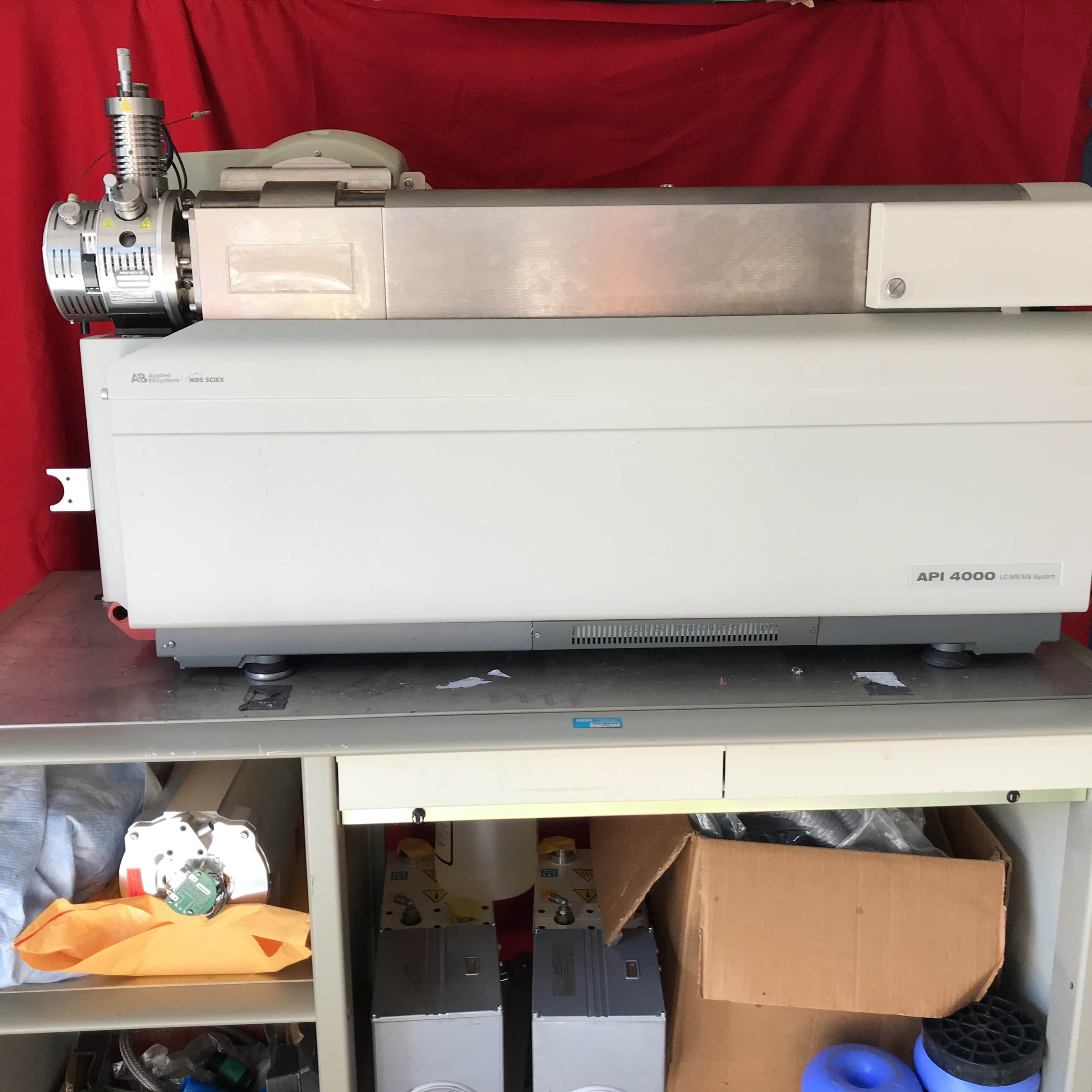 SCIEX 4000, 5000, 5500 , 6500 Mass Spec  WANTED WANTED WANTED