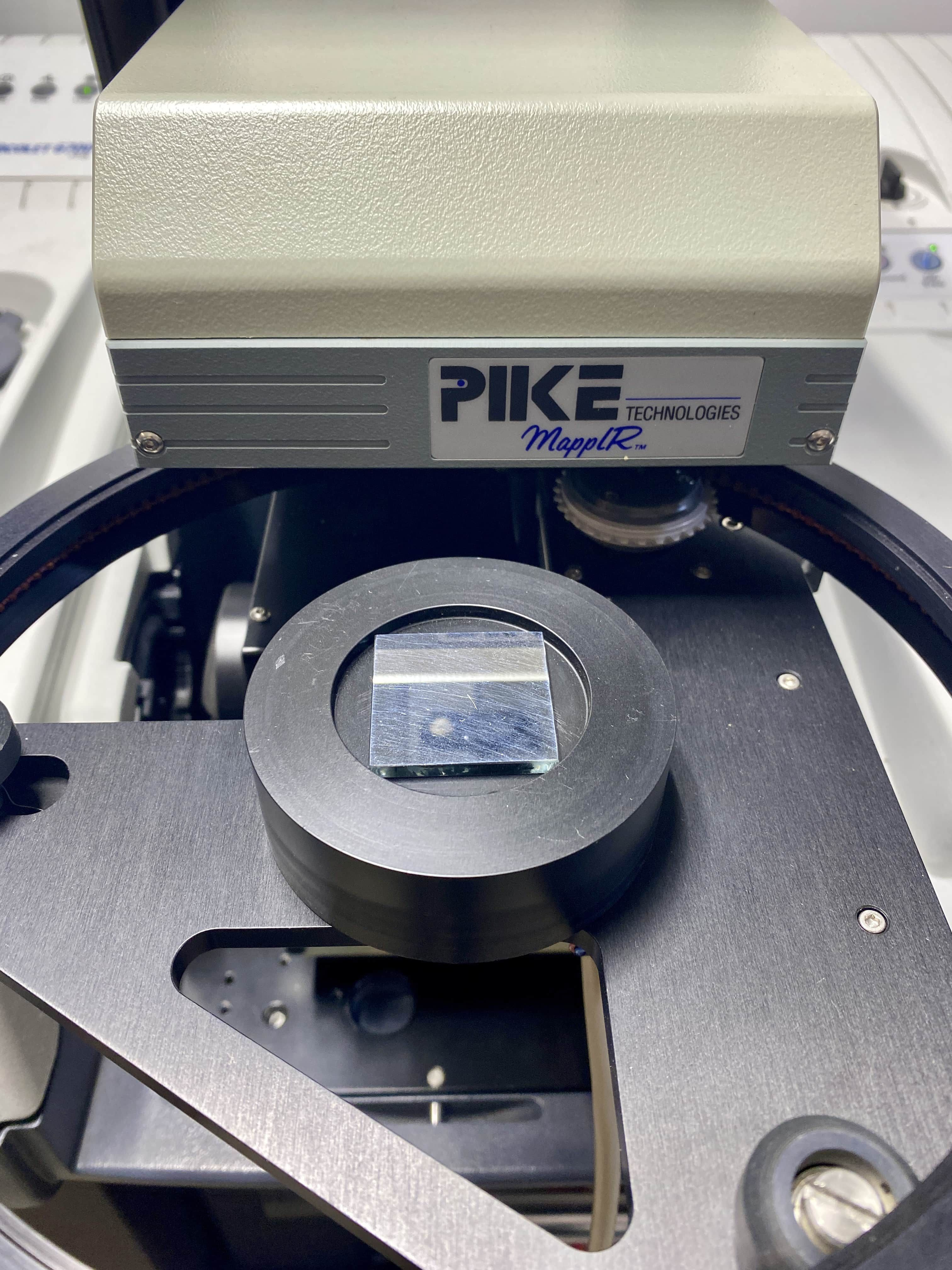 Thermo Nicolet 6700 FTIR with Pike MAPIR
