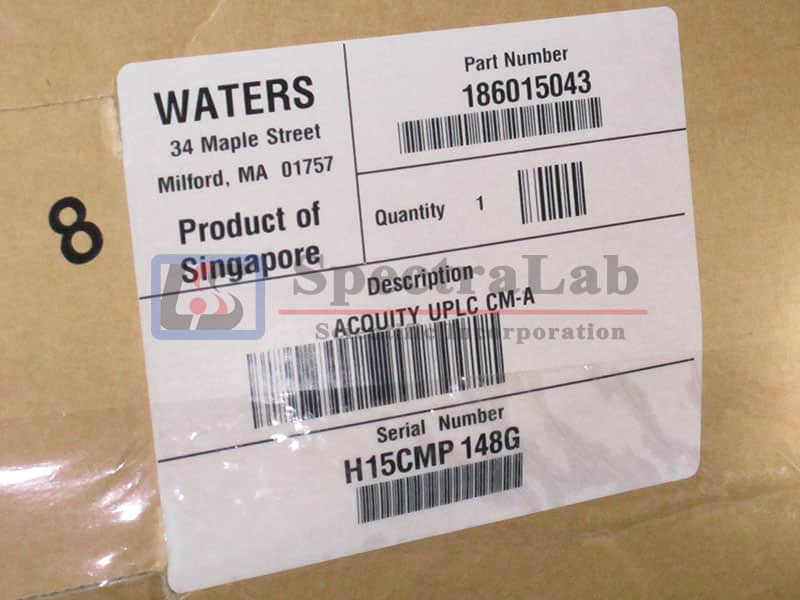 BRAND NEW Waters Acquity H Class uPLC with both PDA & QDA system