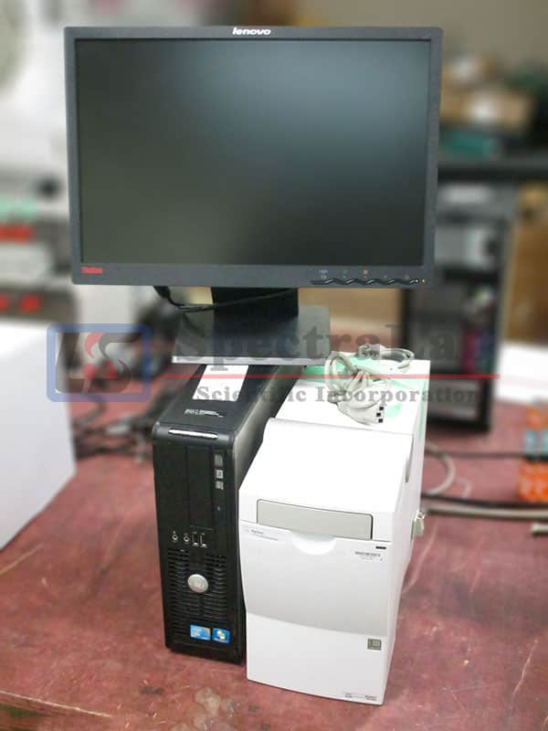 Agilent 2100 Bioanalyzer G2939A with Control System and Software