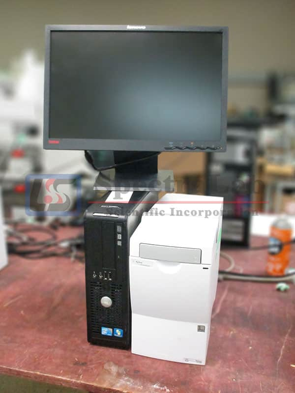 Agilent 2100 Bioanalyzer G2938C with Control System and Software