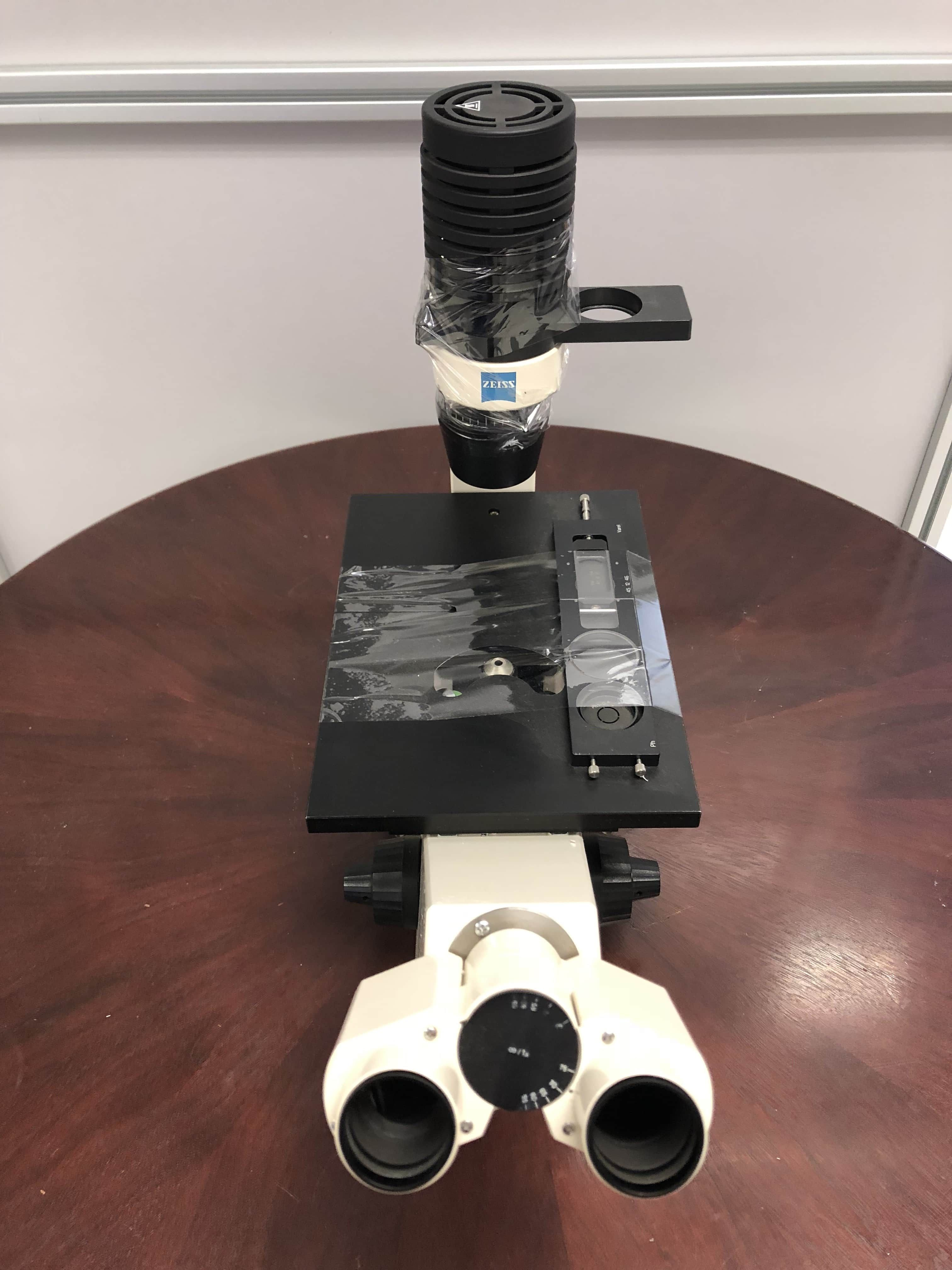 ZEISS Axiovert 25 Inverted Microscope