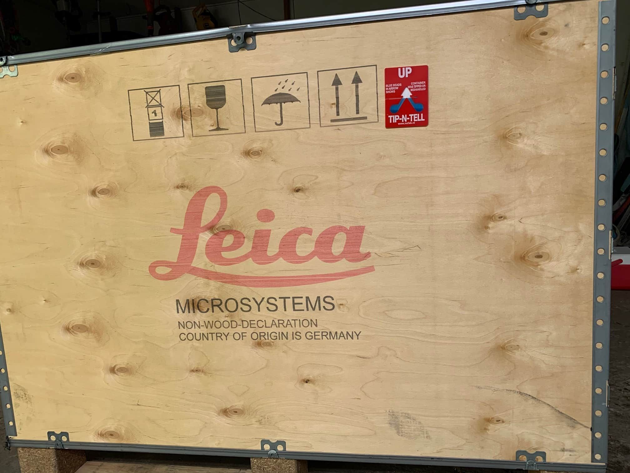 Leica TCS SP8 Confocal