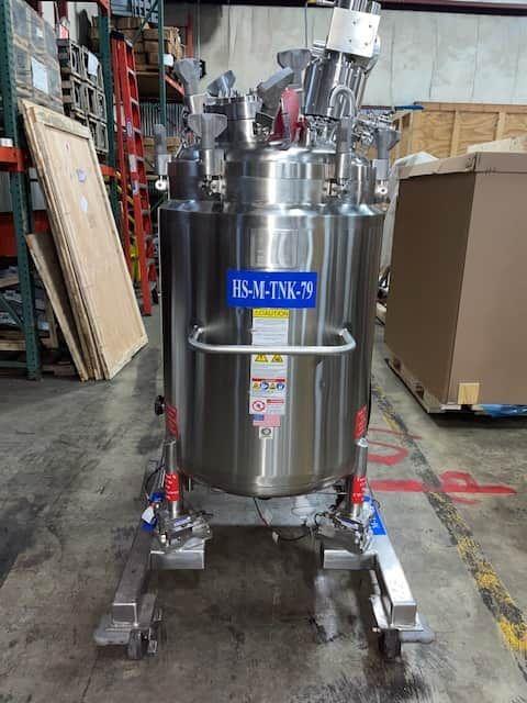 250 Liter DCI Mixing Tank