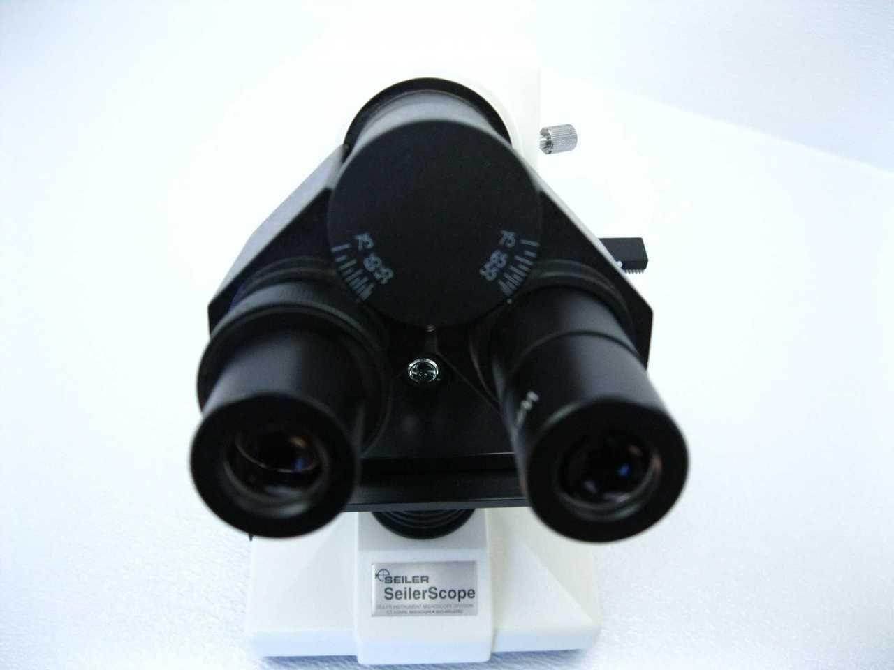 Microscope, SeilerScope Precision Binocular - SXS820