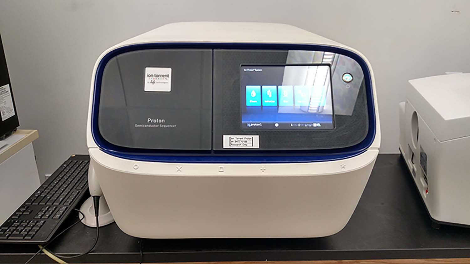 2014 Ion Torrent Proton - from working CLIA laboratory