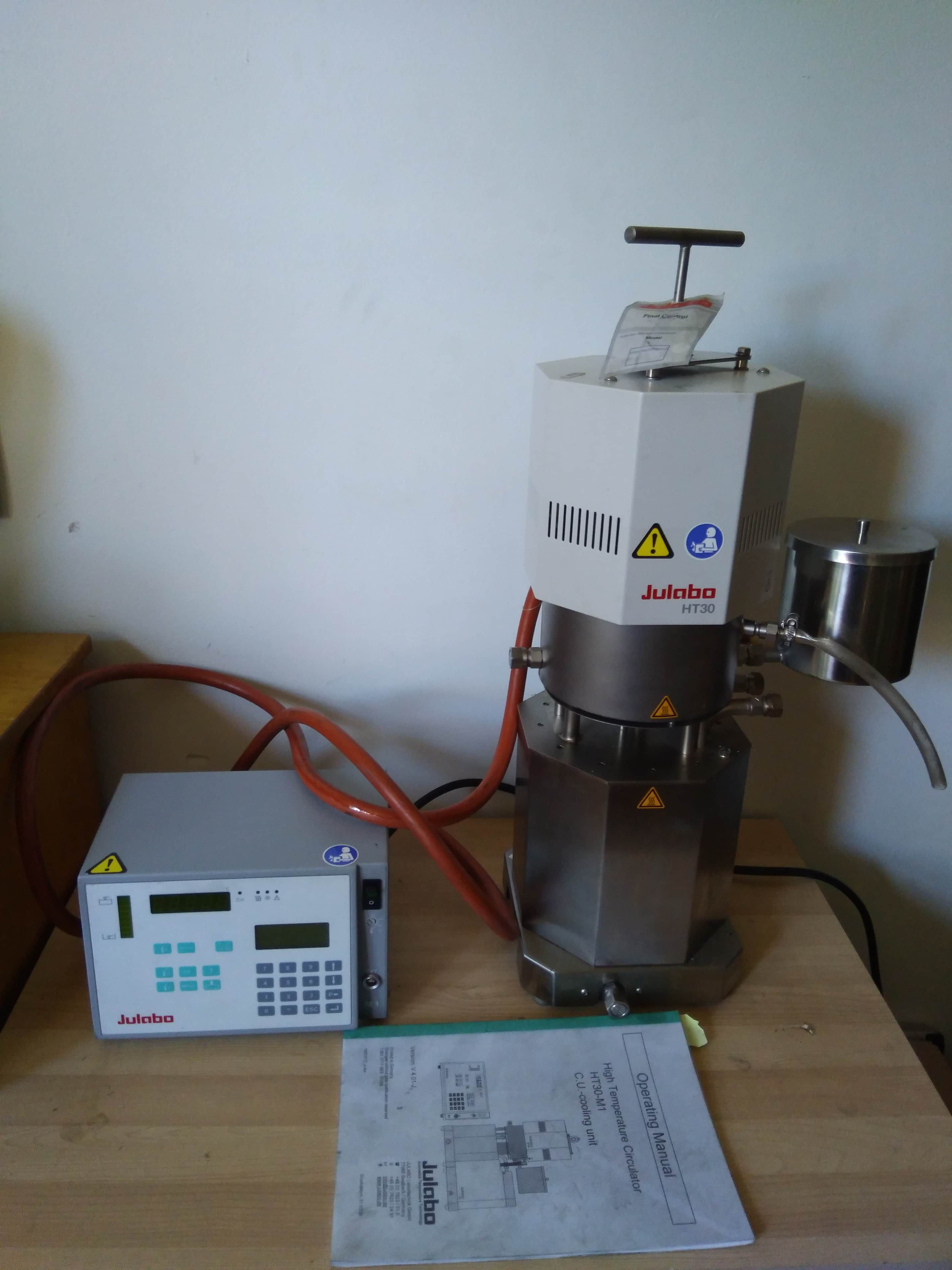 Julabo HT30-M1 High Temperature Circulator Up to 400 °C