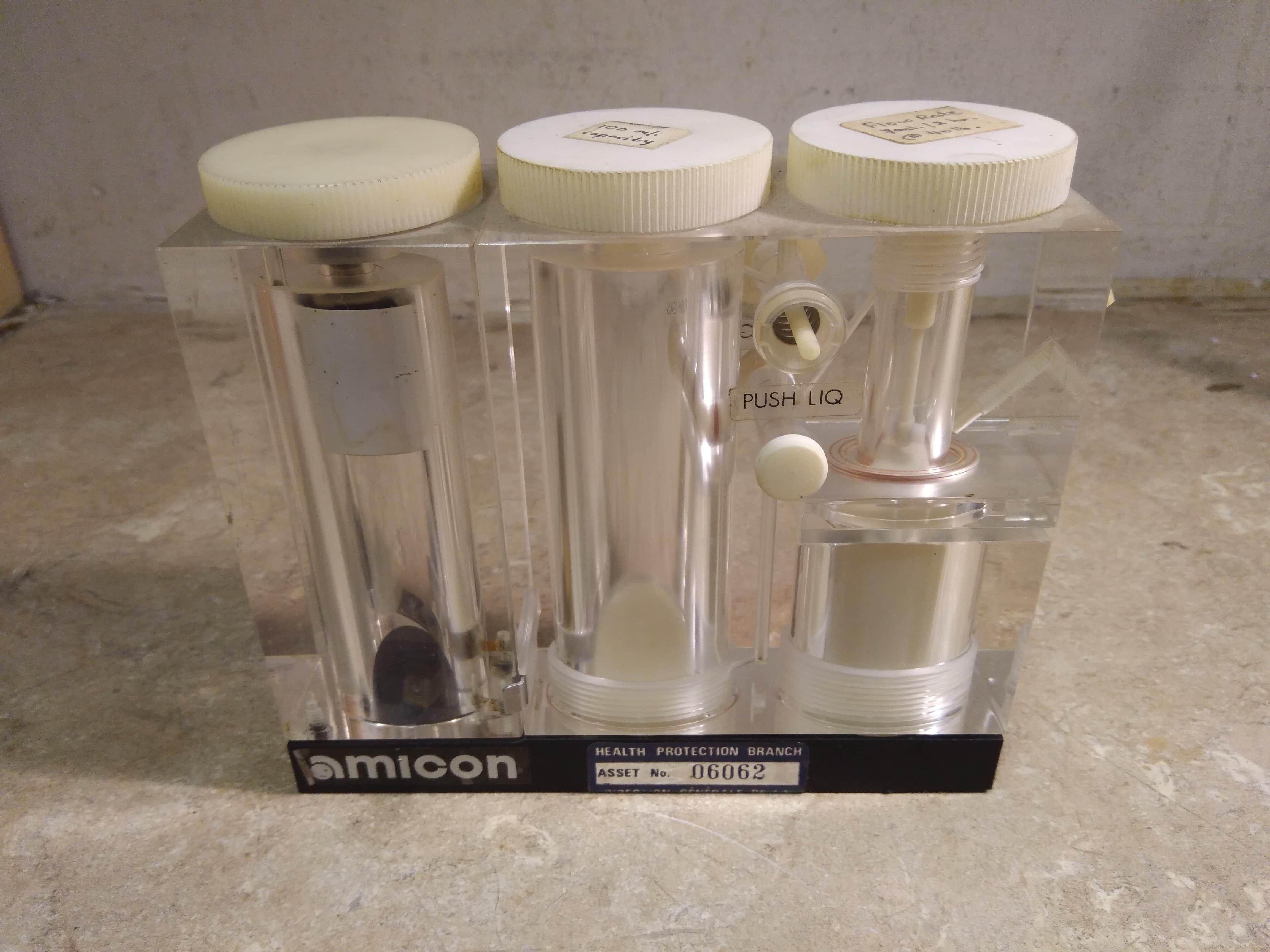 Millipore Amicon Ultra Filtration Stirred Micro Cell
