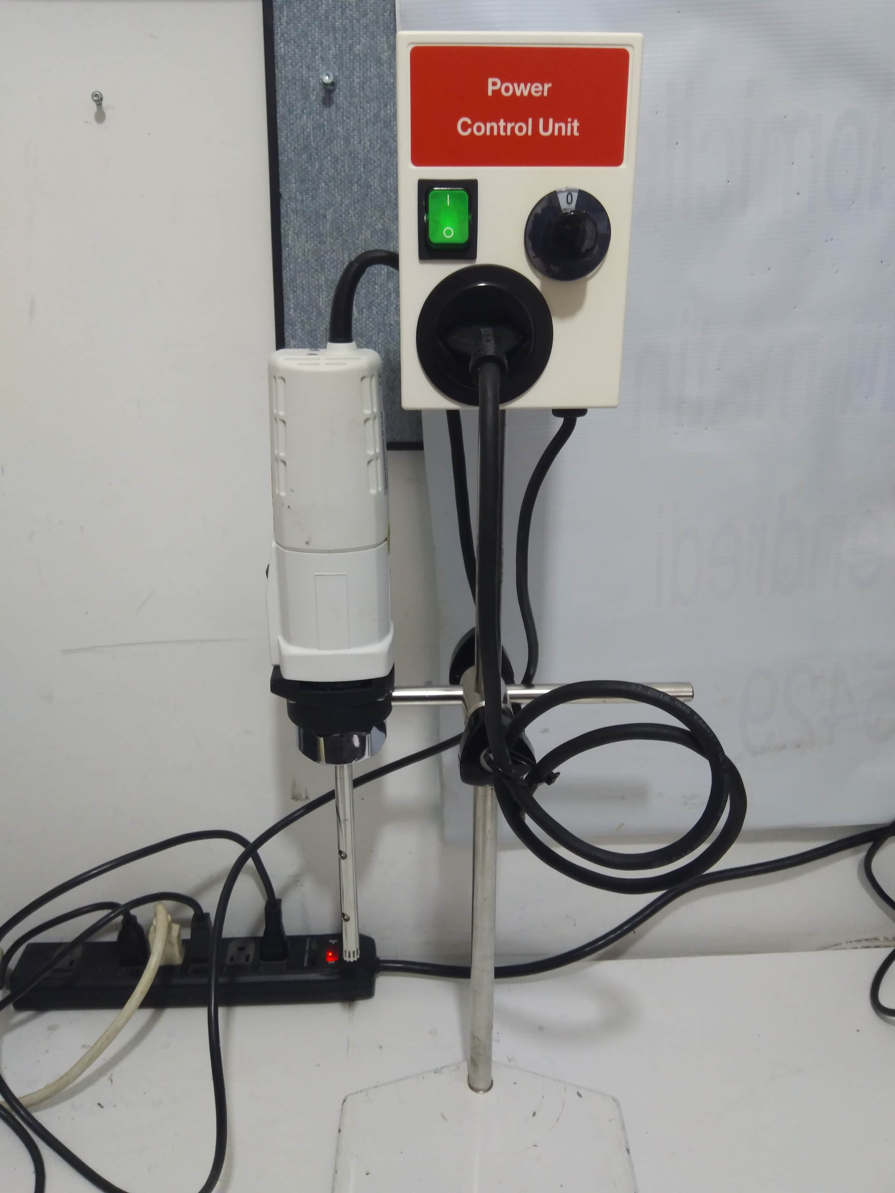 Kinematica Polytron Homogenizer Dispersing System PT 10-35