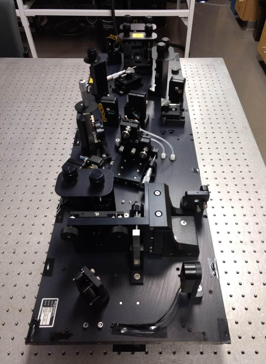 Mira 900 Ti:Sapphire femtosecond oscillator (original owners)