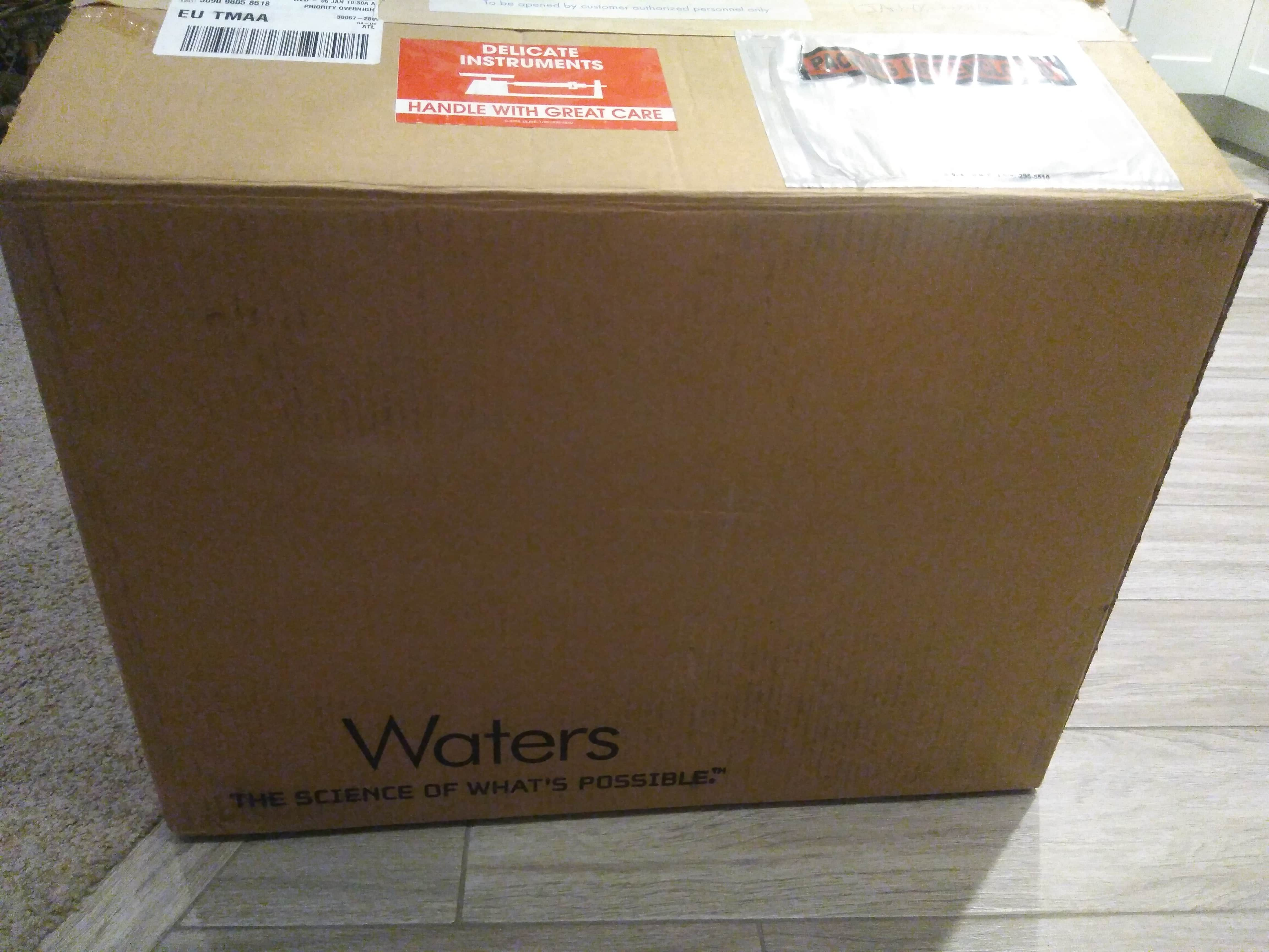 Waters Acquity UPLC Assembly GROOVE XYZ Part 700002579